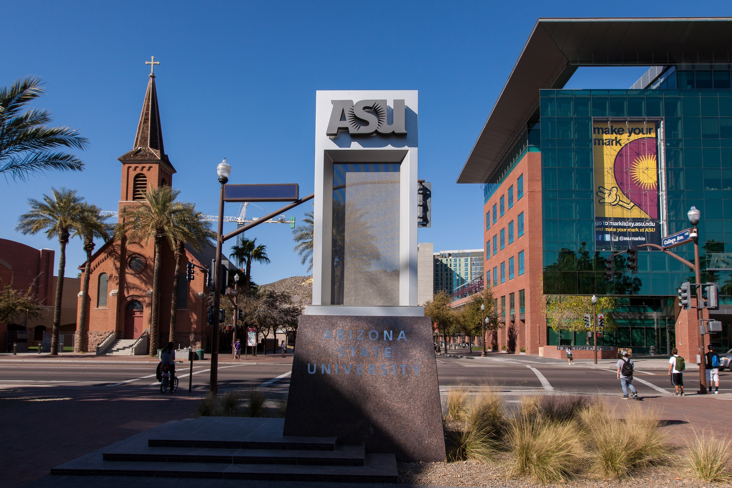 Colleges In Phoenix Az >> Year in Review: ASU ranks in the top 100 most prestigious universities worldwide | ASU Now ...