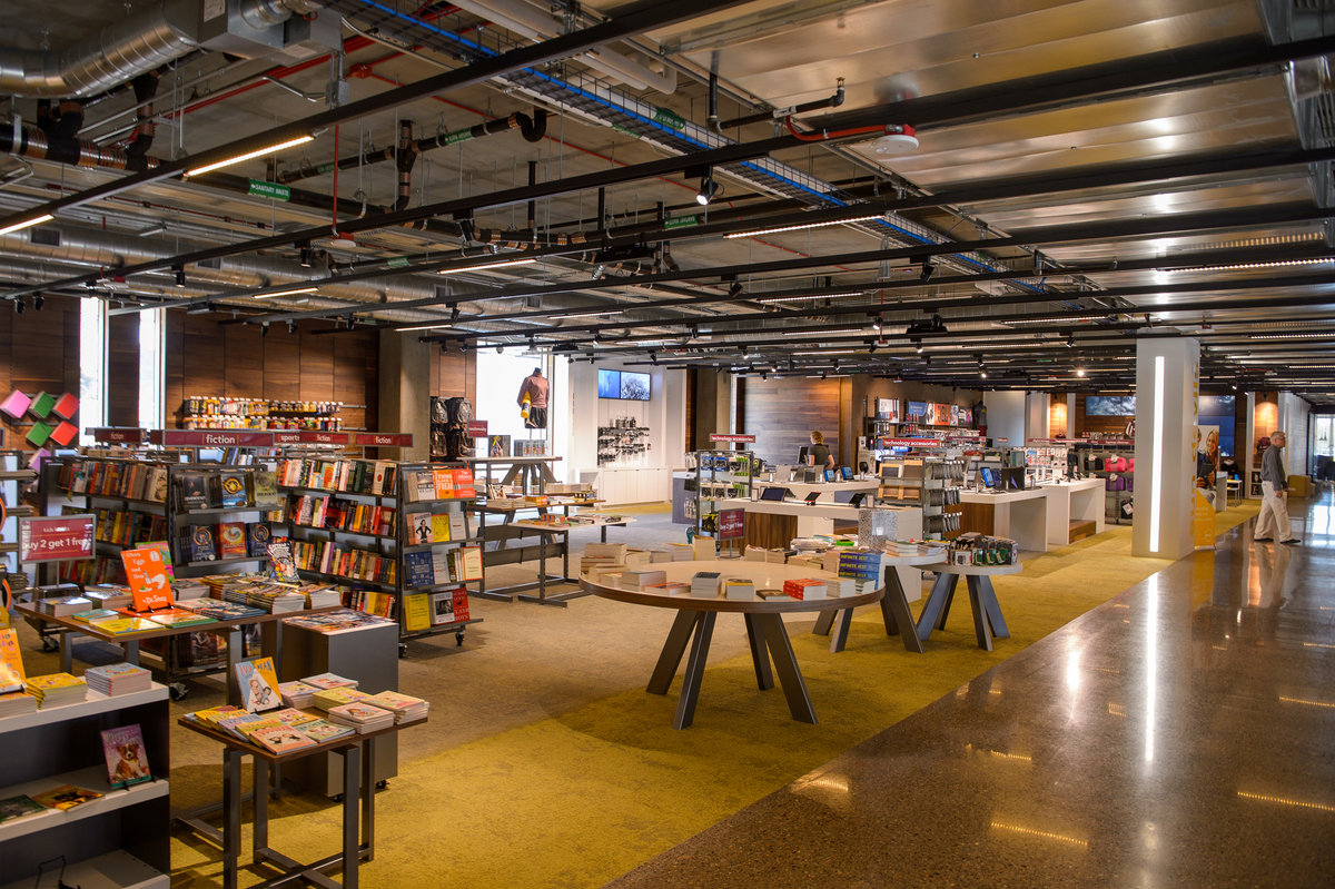 Sun Devil Marketplace Receives Recognition For Interior Design