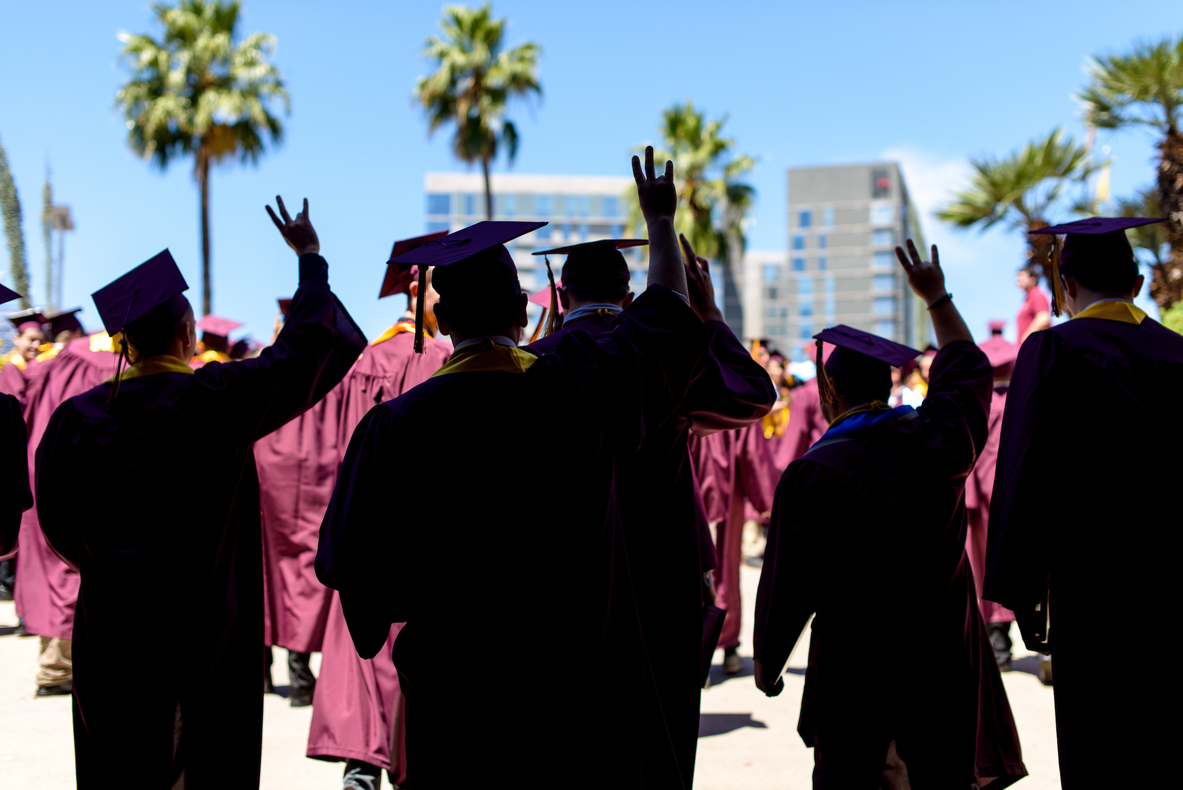 Employers place ASU in top 10 for graduate employability