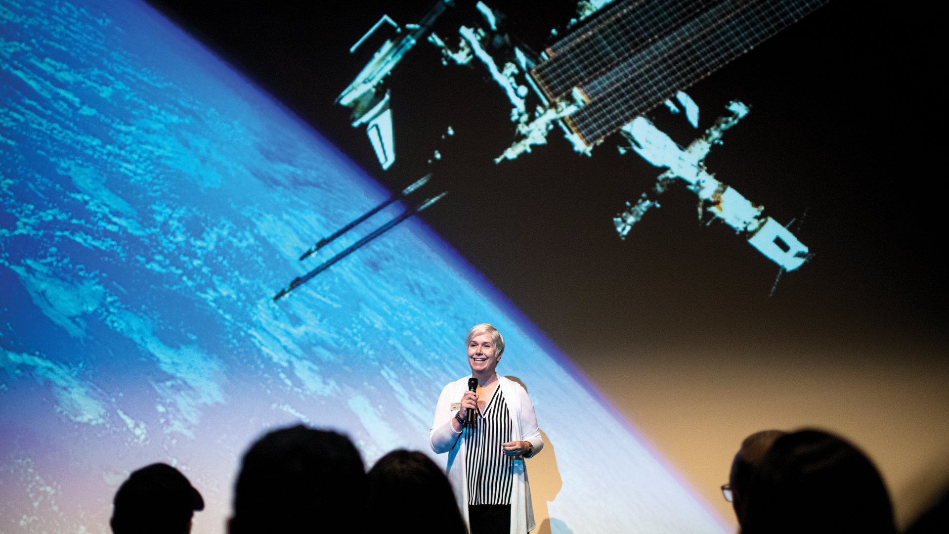 Envisioning the future of space