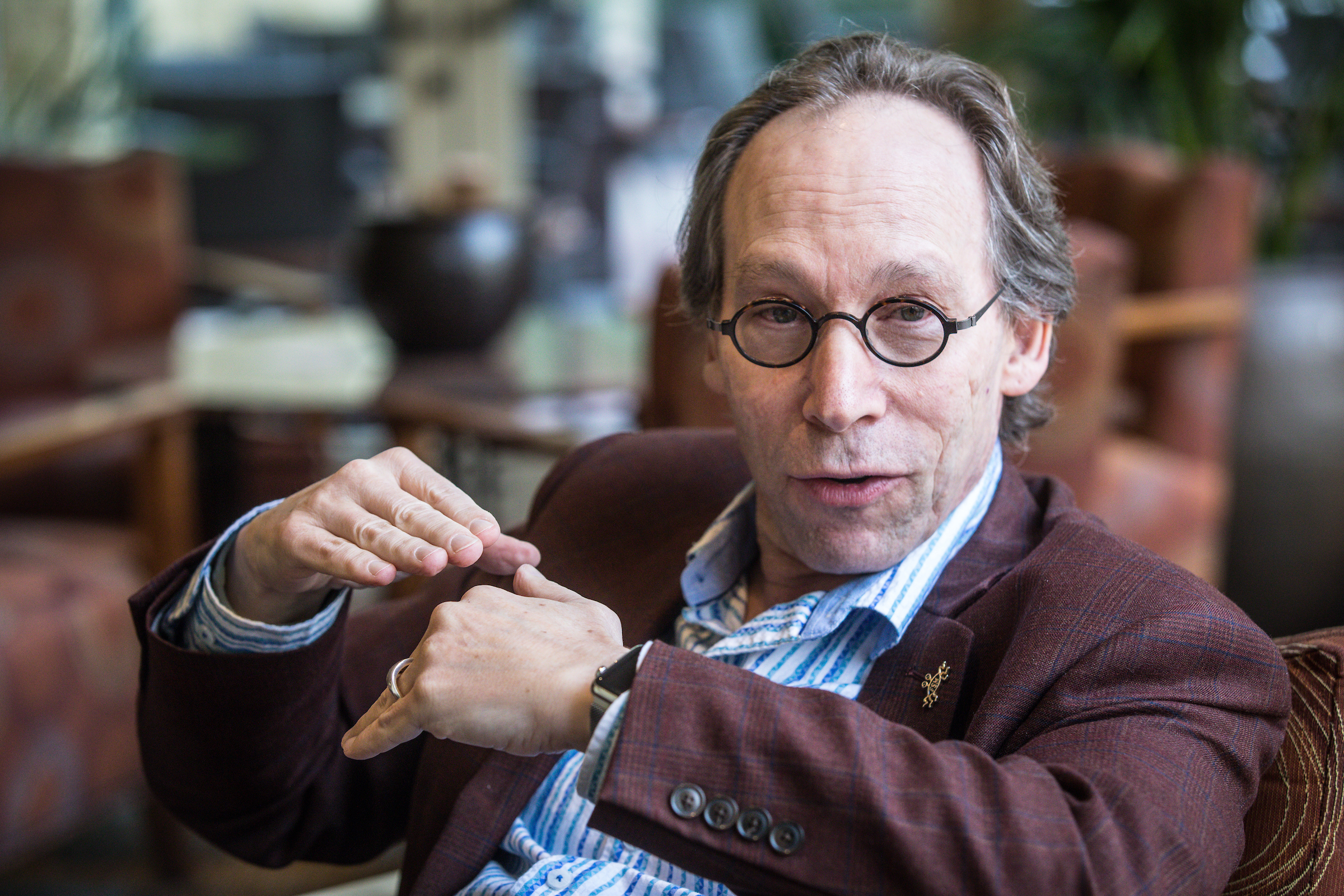 asus lawrence krauss says alternative facts jeopardize
