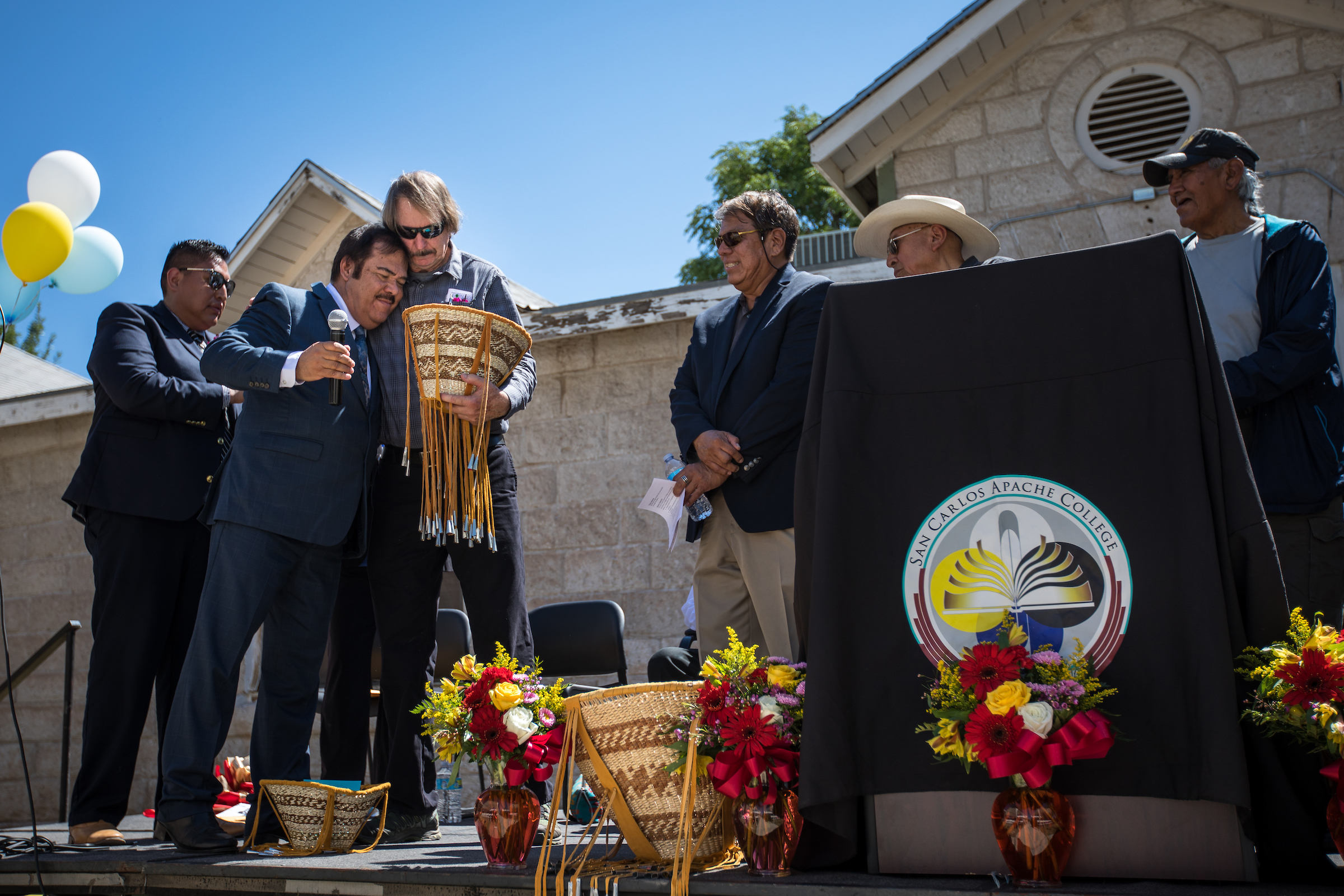 New San Carlos Apache College Aims To Preserve Culture