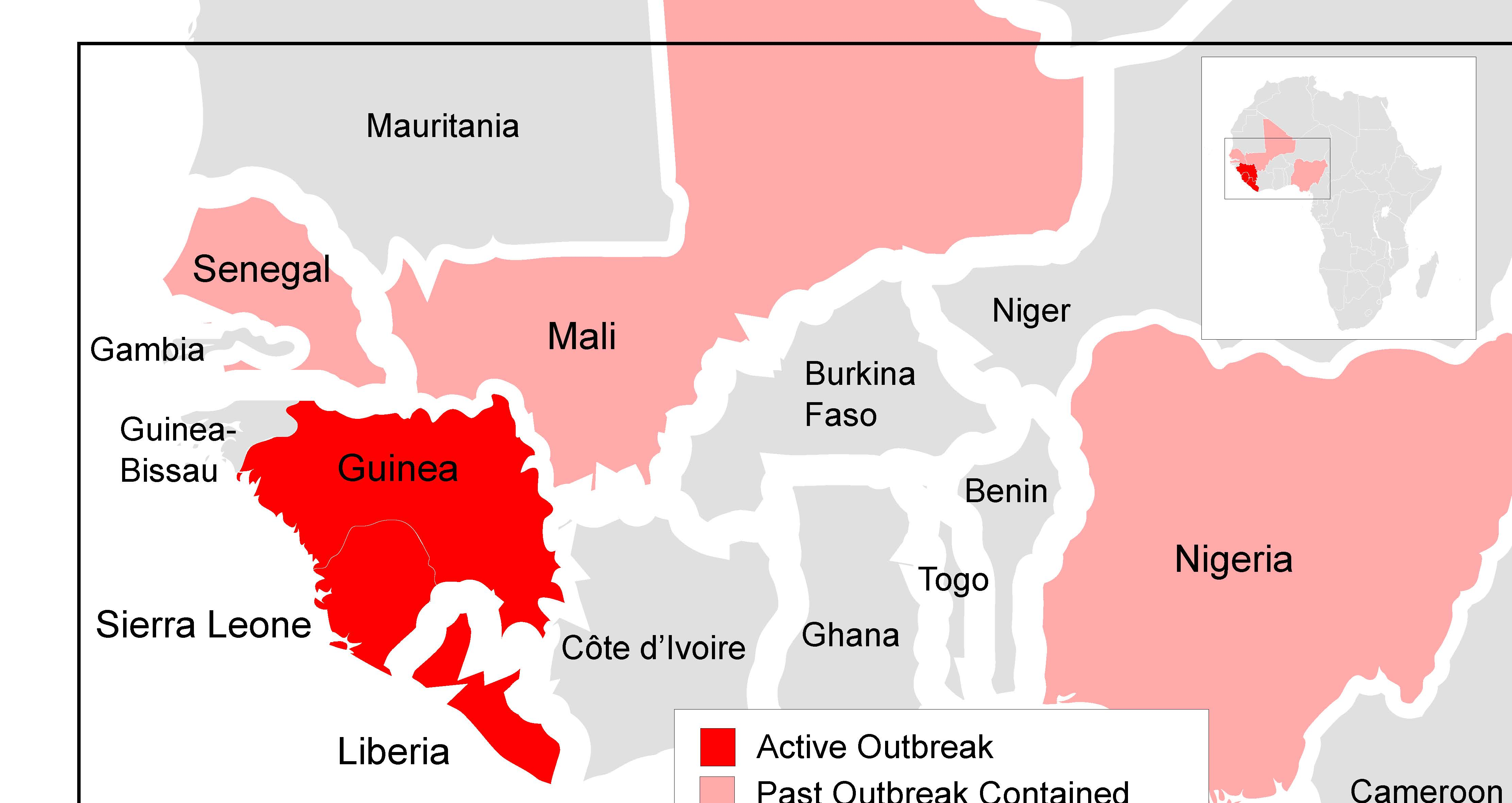 an analysis of the virus ebola in africa In 2014-2016, guinea, sierra leone and liberia in west africa experienced the largest and longest ebola epidemic since the discovery of the virus in 1976 during the epidemic, incidence data were collected and published at increasing resolution to monitor the epidemic as it spread within and.