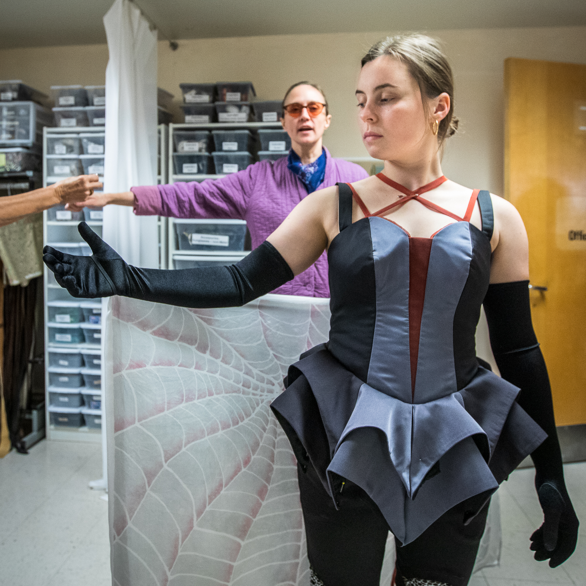 ASU theater students tap into fantasy for 'Kiss of the Spider Woman'