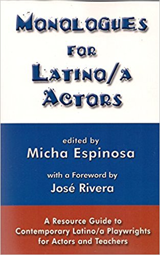 Monologues for Latino/a Actors book cover
