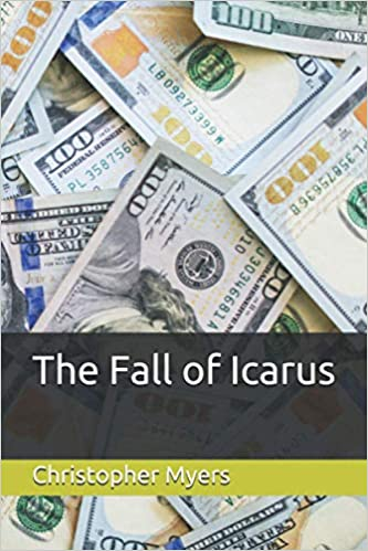 Book cover with money on it