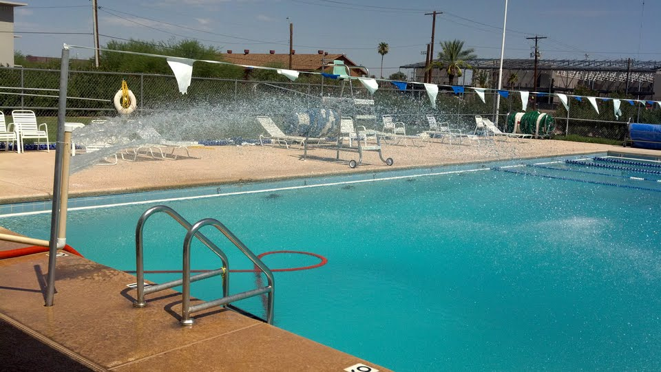 Student designs custom aerator system to cool ASU pool | ASU ...