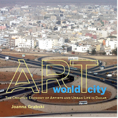 Art World City book cover