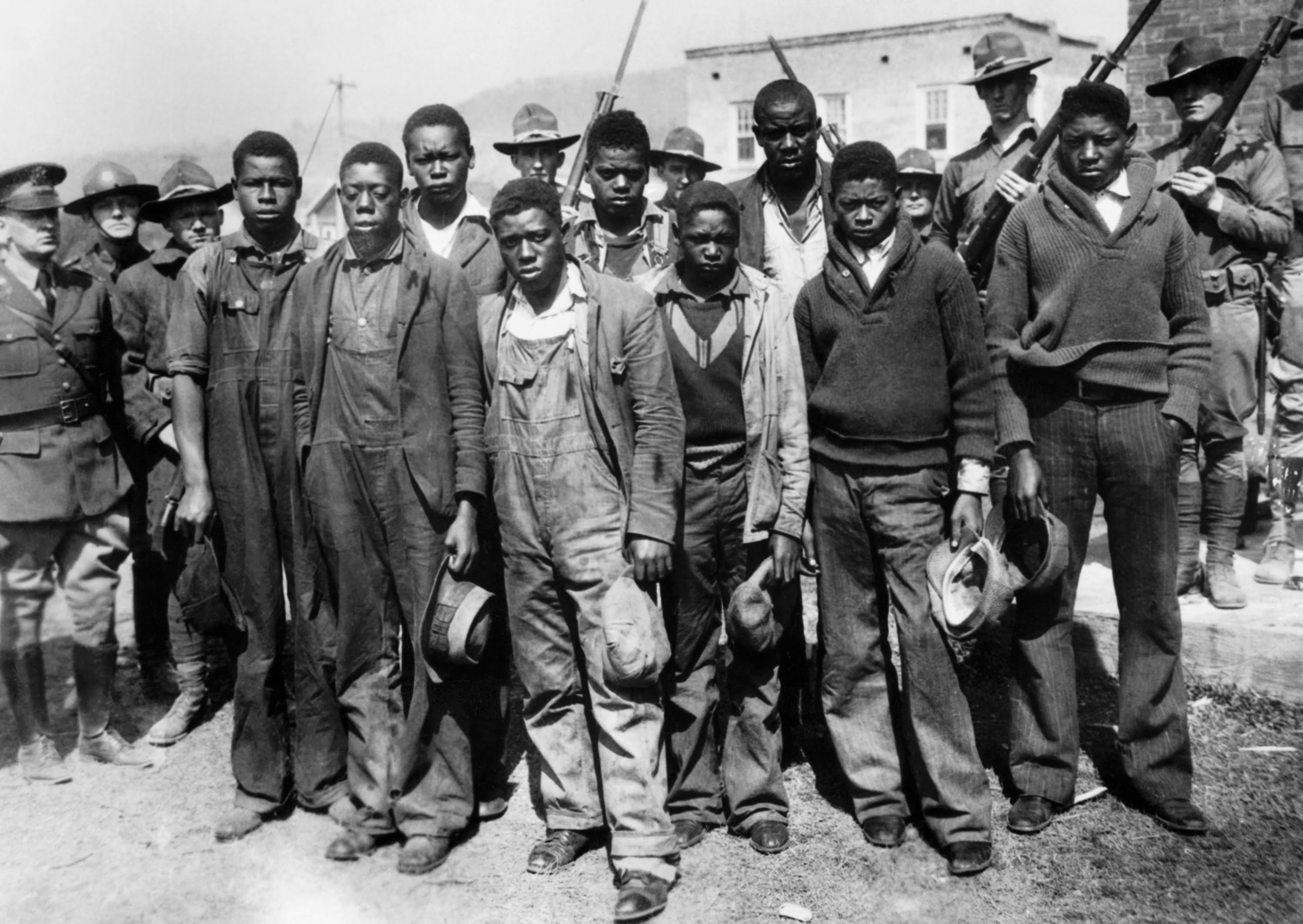 a study of the scottsboro boys In 1931, nine african american teenagers were falsely accused of assaulting two white women on a train in tennessee — a crime that never happened after rushed.