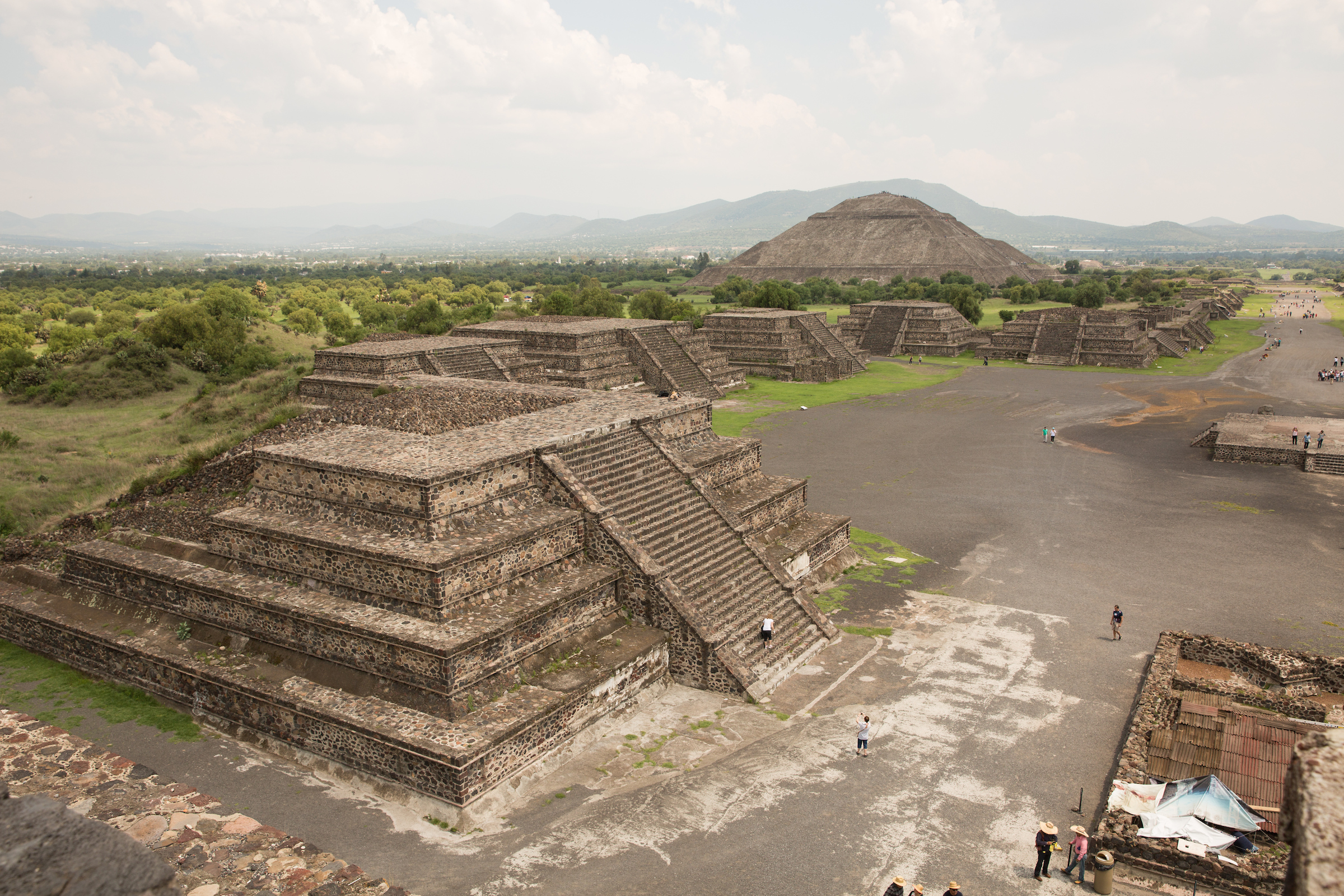 Teotihuacan World Map.Asu Lab Digs Deep Into Ancient City S Past Asu Now Access