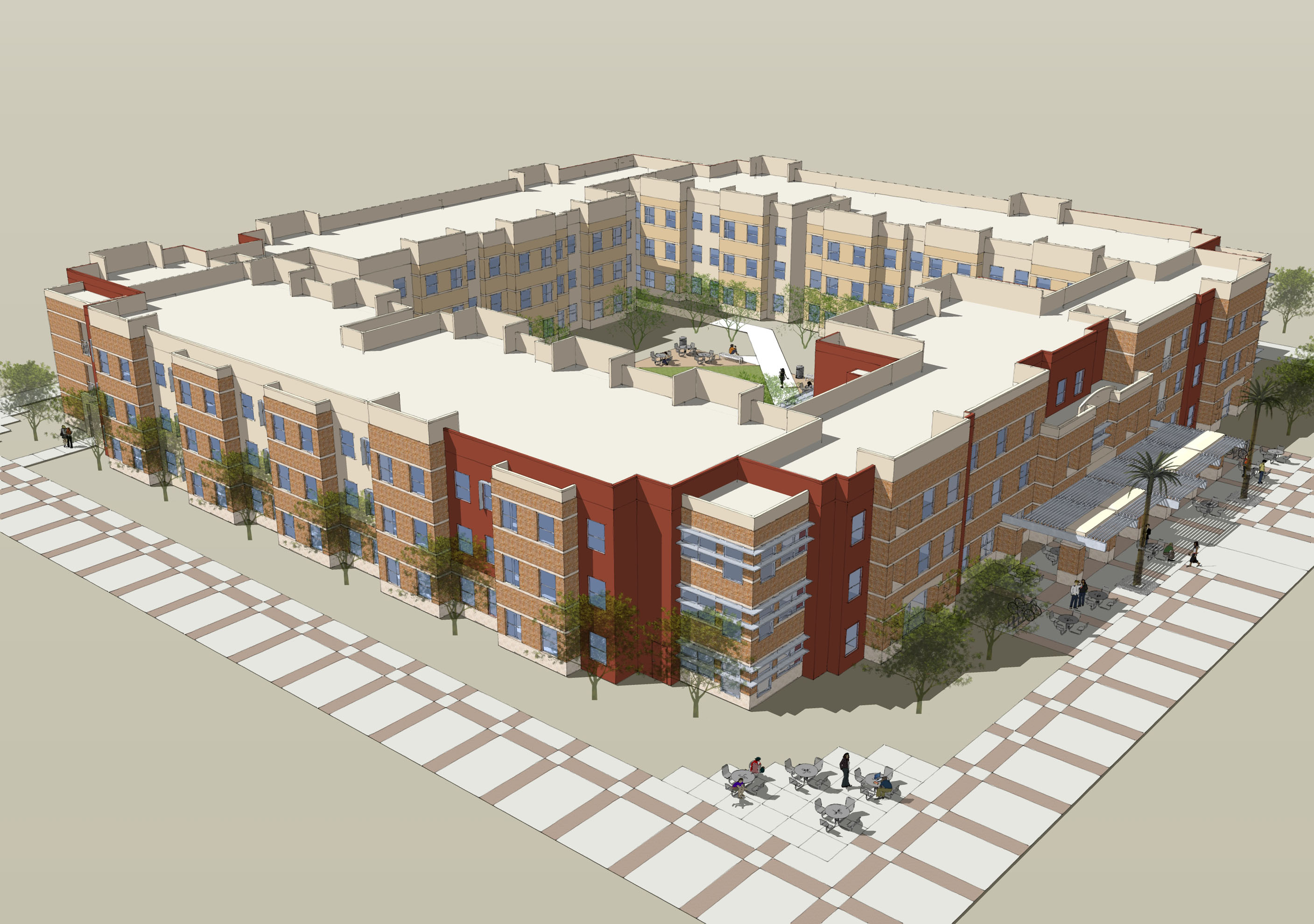 ASU Breaks Ground For New West Campus Facilities