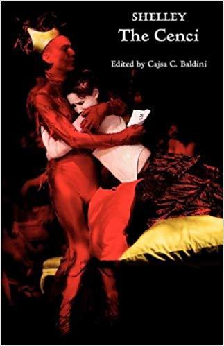 Cover of The Cenci edited by Cajsa Baldini