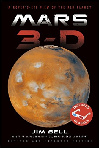 Cover of book featuring an image of Mars