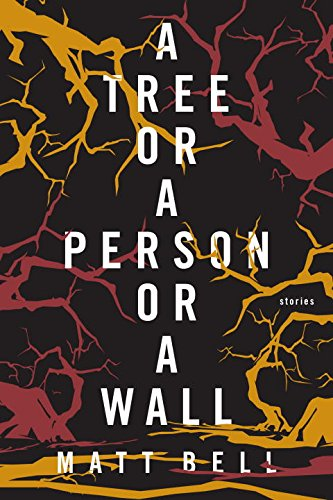 Cover of A Tree or a Person or a Wall by Matt Bell
