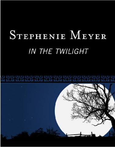 Cover of Stephenie Meyer