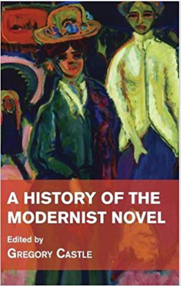 Cover of A History of the Modernist Novel