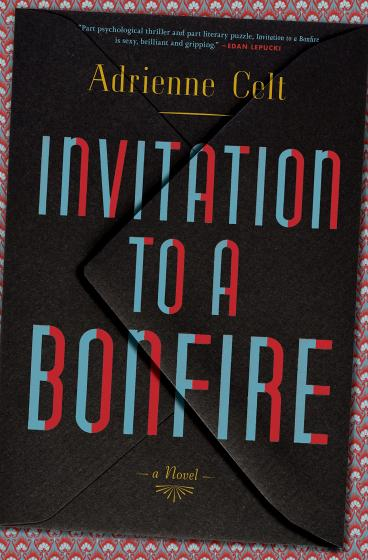 Cover of Invitation to a Bonfire by Adrienne Celt