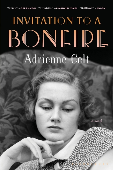 Cover of paperback edition of Invitation to a Bonfire by Adrienne Celt