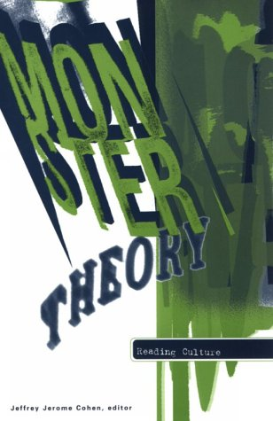 Cover of Monster Theory