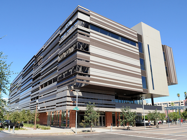 College avenue commons awarded gold 39 green building for Certified building designer