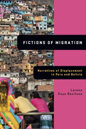"""""""Fictions of Migration"""" book cover"""