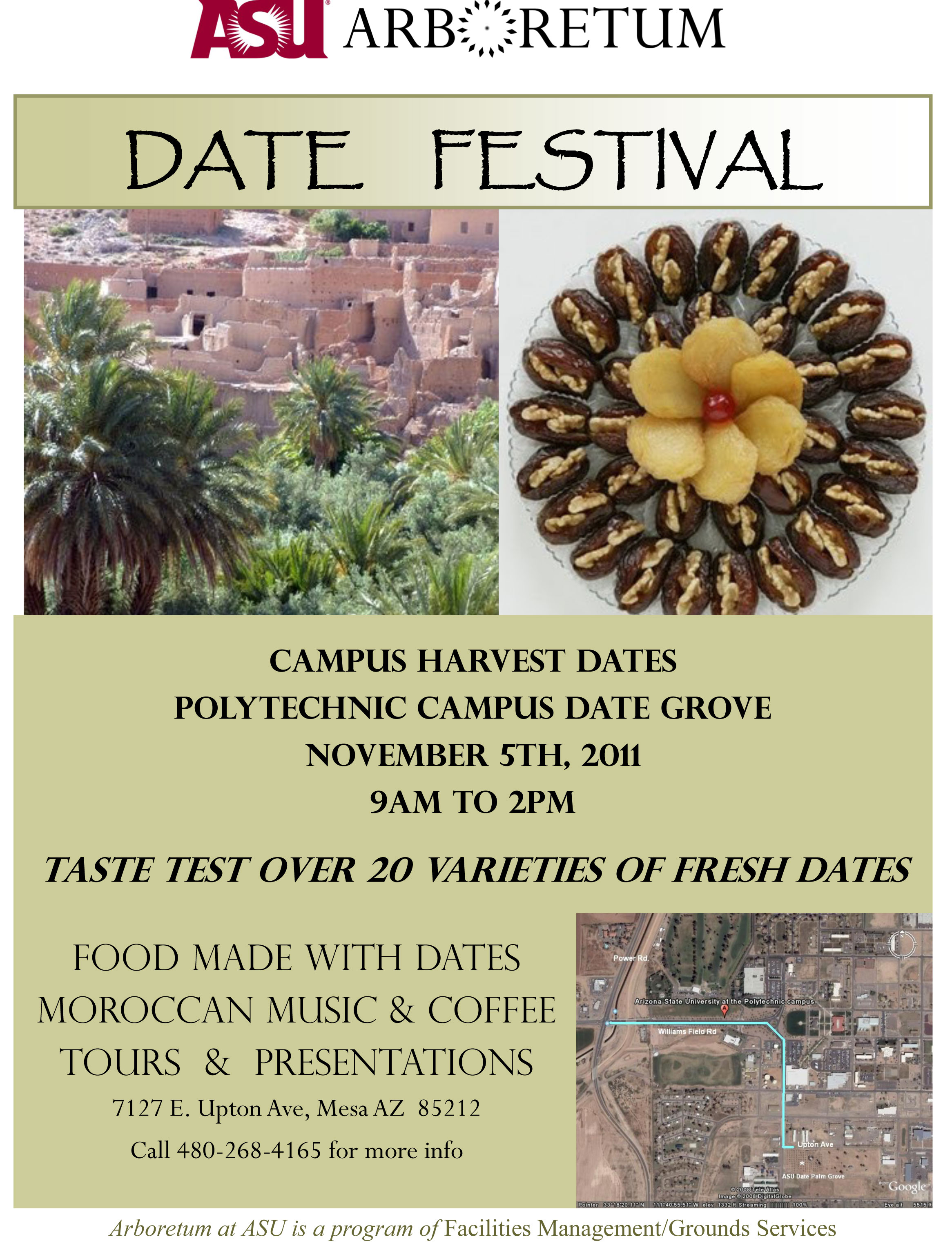Date festival next weekend - New Cyprus Magazine