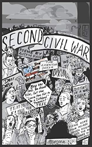 Cover of Second Civil War by Austin Davis
