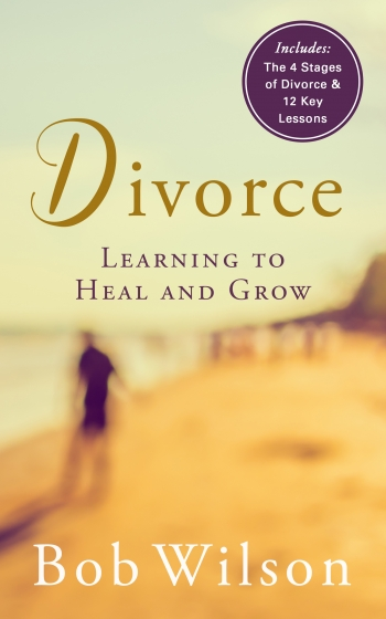 """Book cover for """"Divorce"""""""