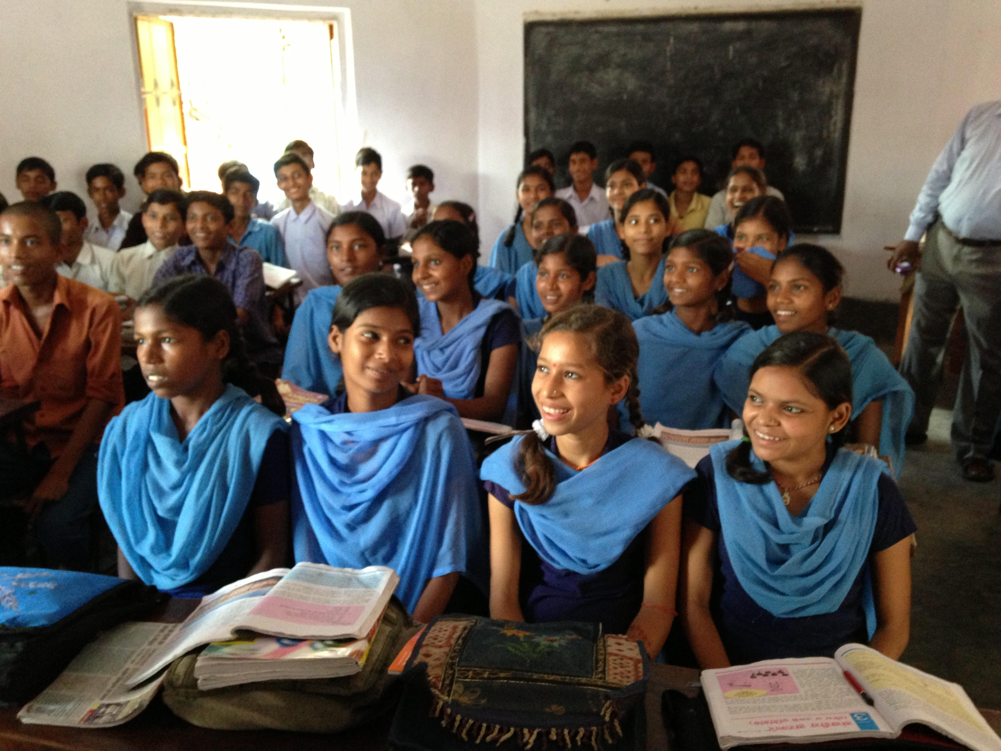 Teaching In India - Lawteched