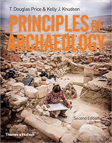 Principles of Archaeology book cover