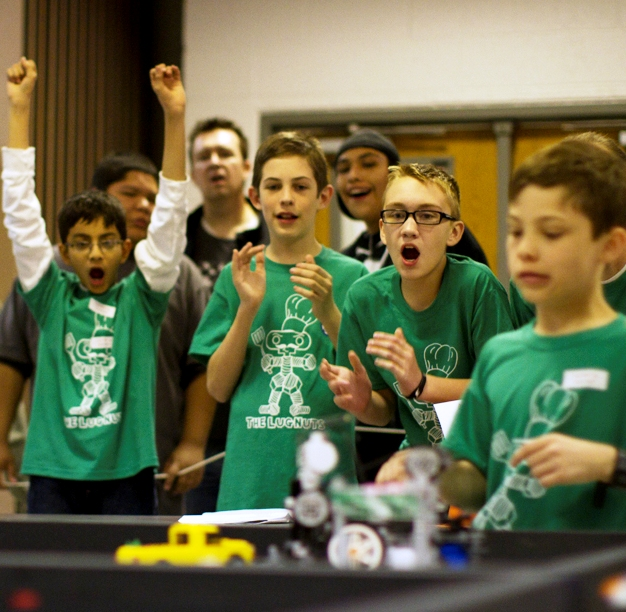 Two Tampa Area Students Win National Stem Video Game