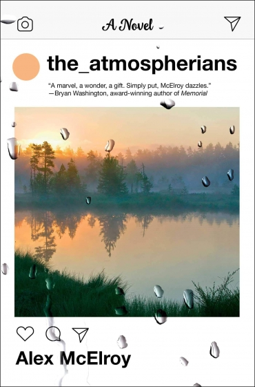 Cover of The Atmospherians by Alex McElroy