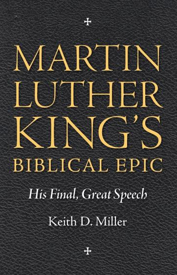 Cover of Martin Luther King's Biblical Epic
