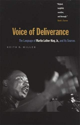 Cover of Voice of Deliverance by Keith Miller