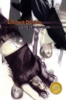Cover of Eminent Domain by Justin Petropoulos