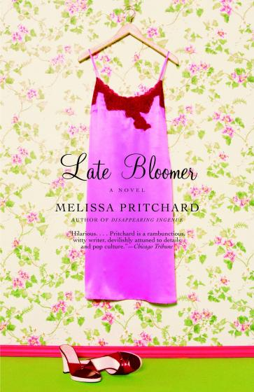 Cover of Late Bloomer by Melissa Pritchard