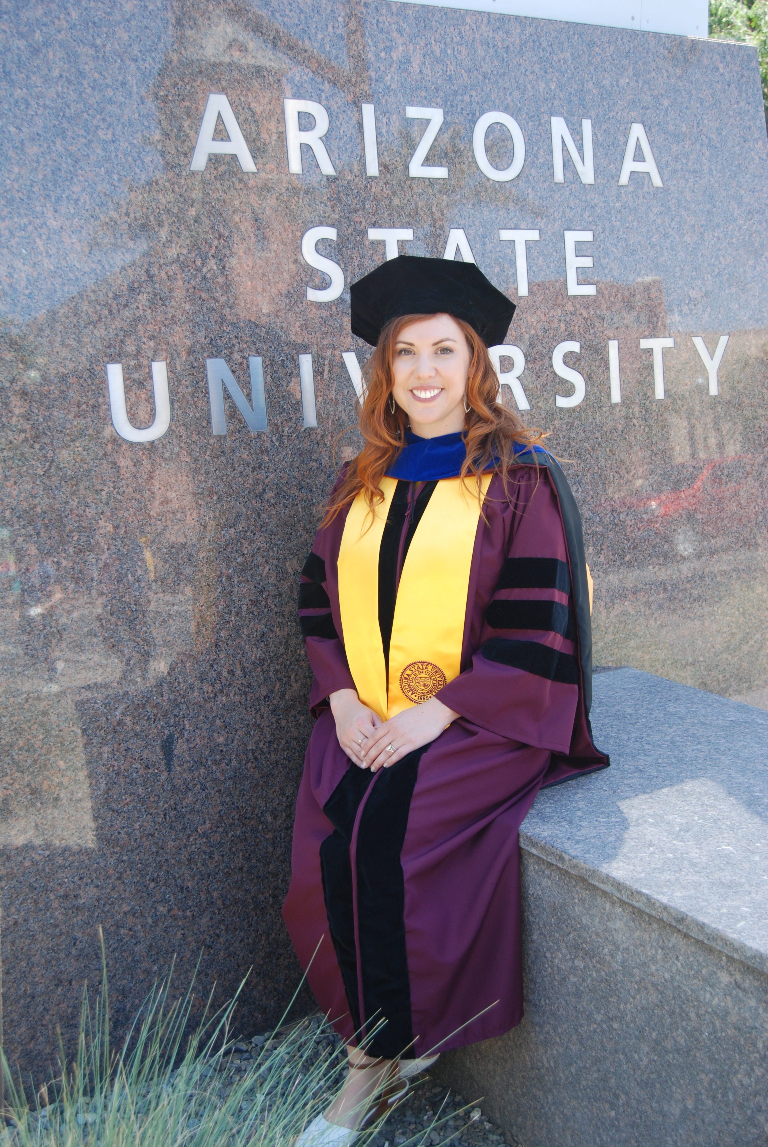 This is not a solo journey': ASU grad talks linguistic compassion
