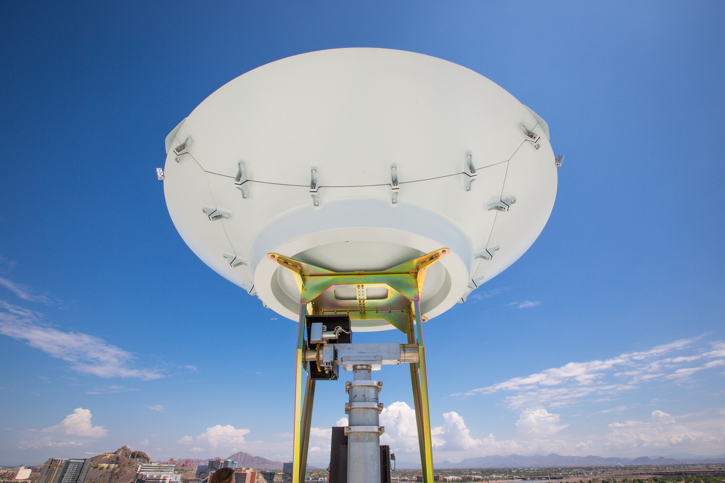 sun dish inc research proposal Introduction sun the heat of the sun is about equivalent to burning a billion trillion tons of coal an hour  a parabolic dish looks just like a satellite dish.