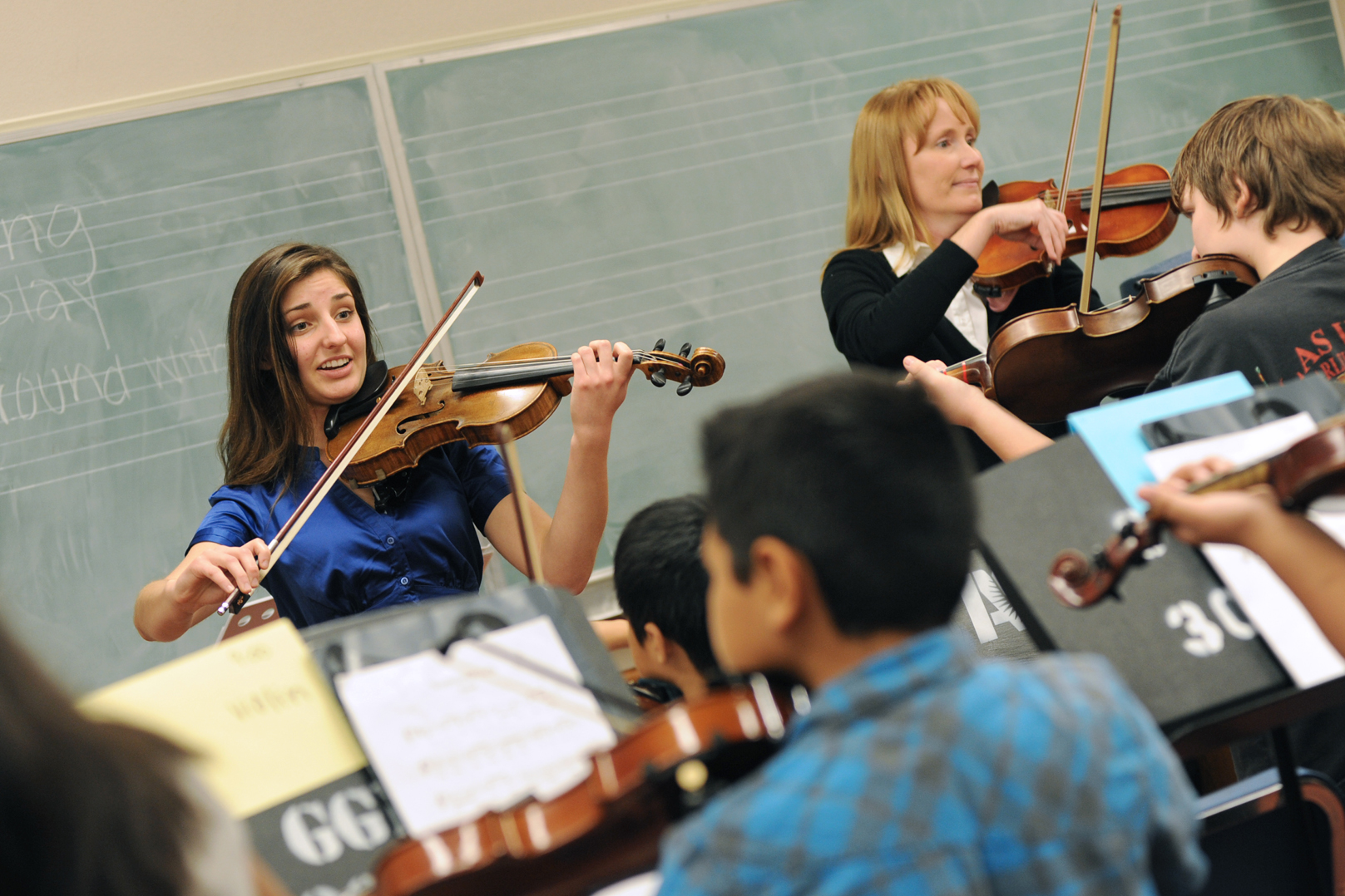 ASU School of Music strikes chord for community with String ...