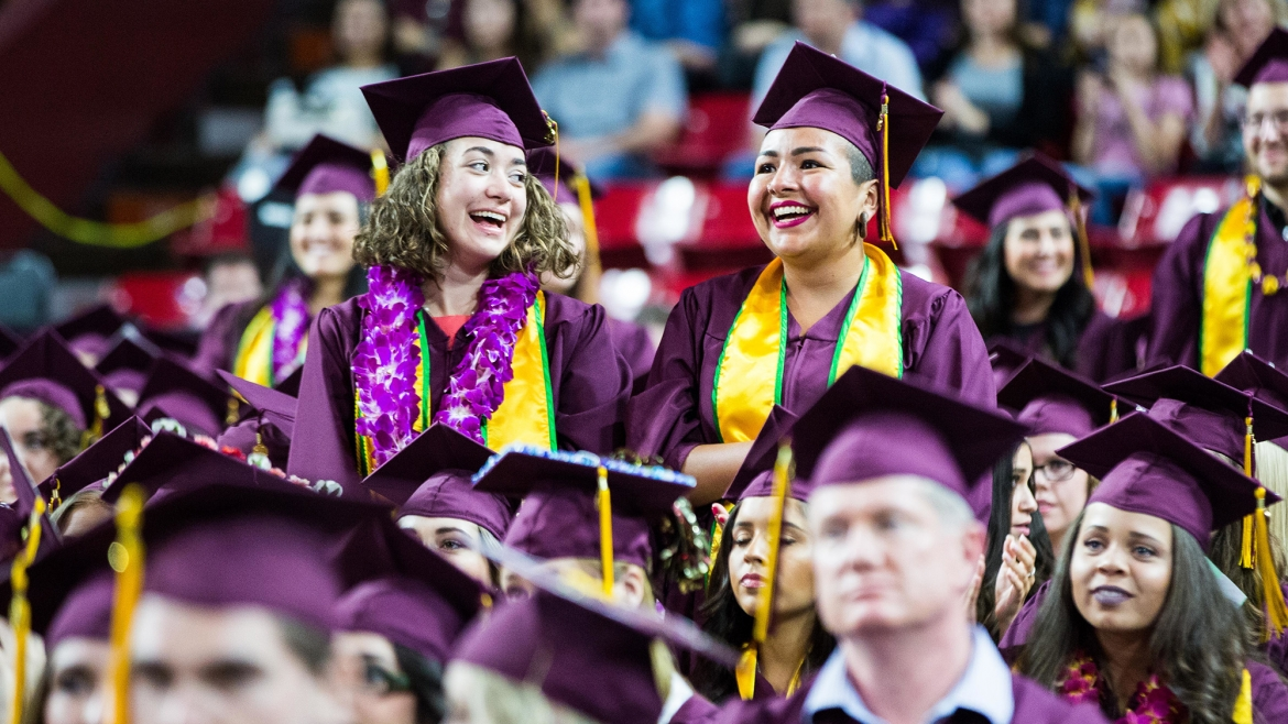 Pandemic underscores resiliency benefit of having a college degree   ASU  News