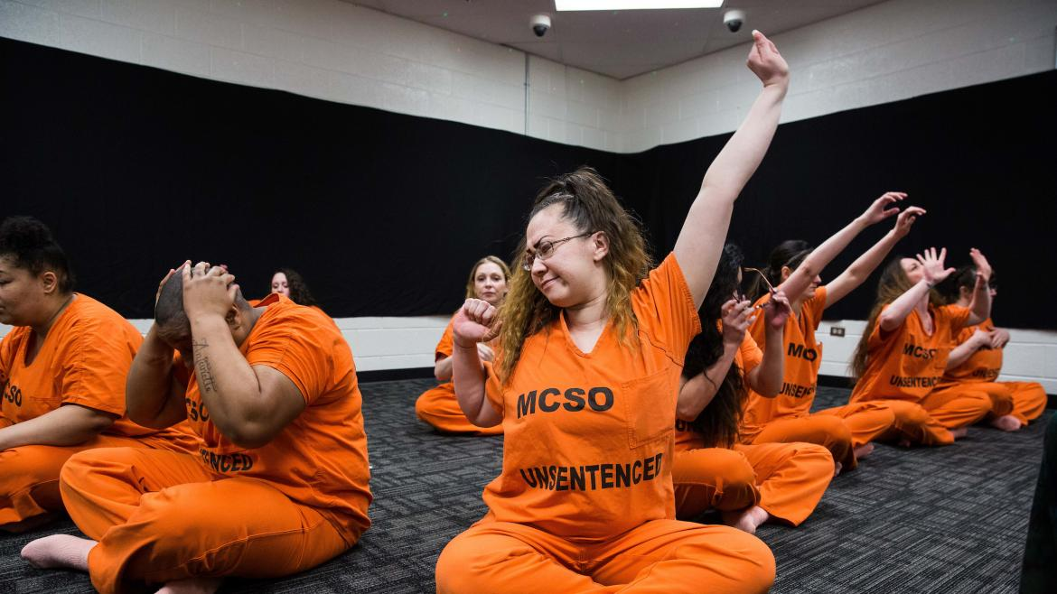 Female inmates photo 24