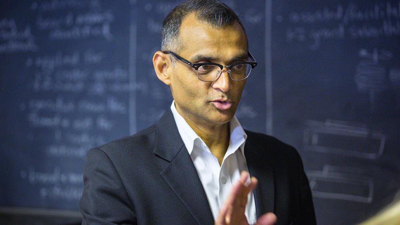 ASU professor Prasad Boradkar