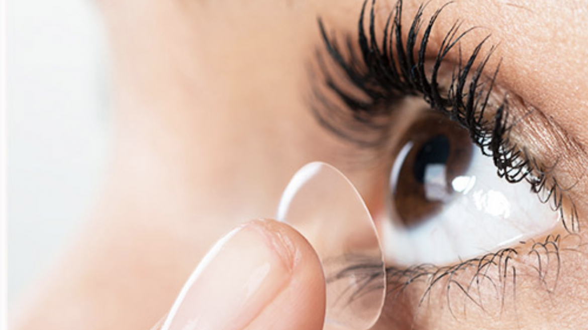 Contact Lenses Are a Surprising Source of Pollution