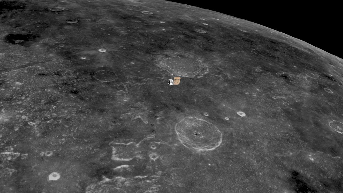Moon getting 180 new craters every year says study