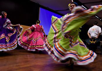 Baile Folklórico, Agua Fria High School
