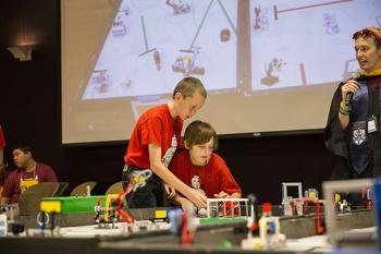 LEGO League Tournament at ASU
