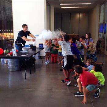 Sun Devil Kids Camp on the West Campus in 2015