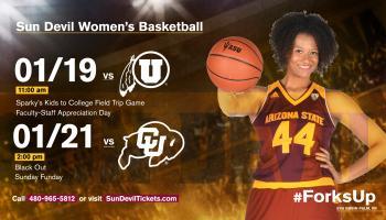 women's basketball flyer