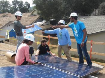 Solar Spring Break 2015