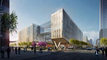 ASU College of Law building rendering